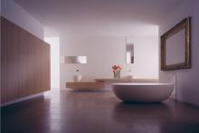 Boffi Corian Design-Badewanne von Hasenkopf