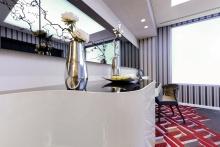 Parapan Möbel im Hotel-Kompetenz-Zentrum