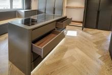 Möbel im Ankleidezimmer