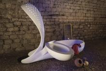 Splash mit Formteilen aus Miraklon