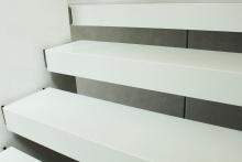 Wiehl Treppenstufen Mineralwerkstoff