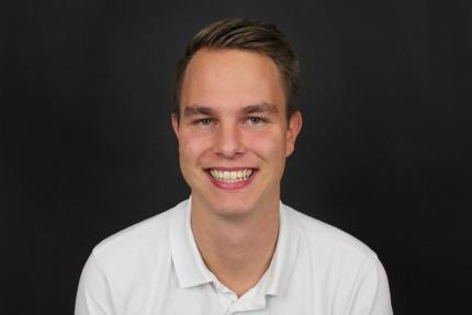 Mitarbeiter Patrick Friedrich
