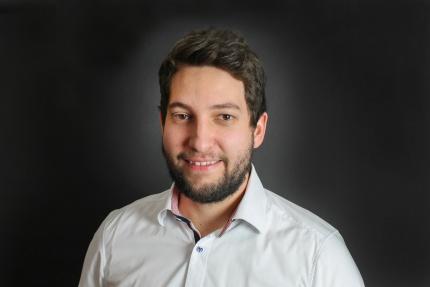 Mitarbeiter Maximilian Janson
