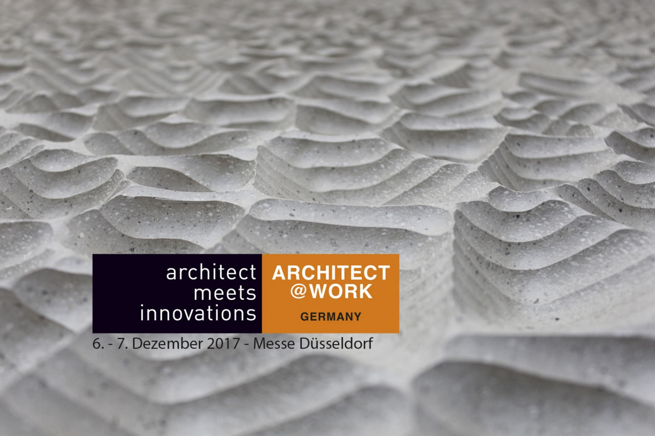 Architect at Work Düsseldorf 2017