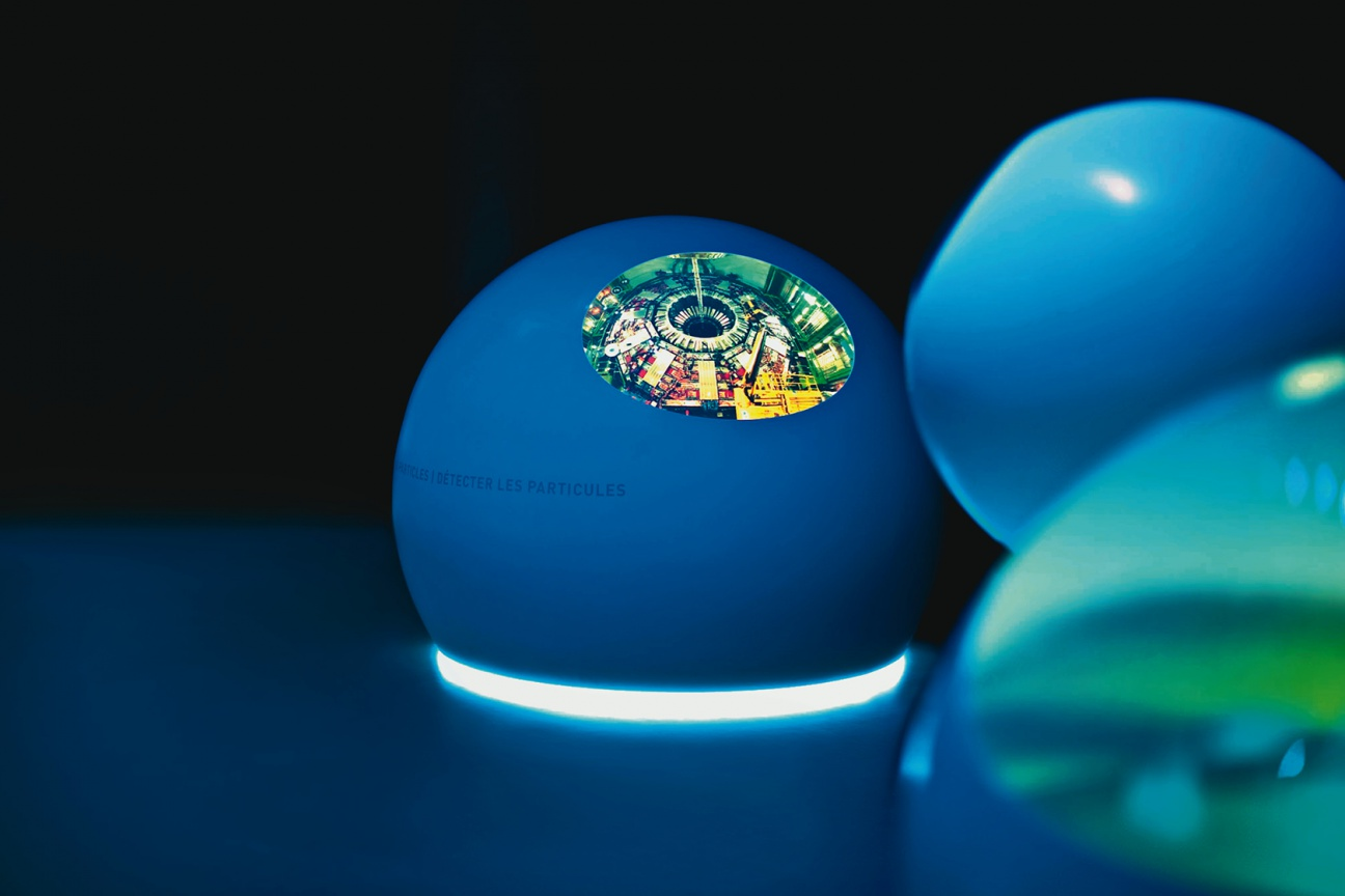 Hasenkopf Projekt Forschungszentrum CERN