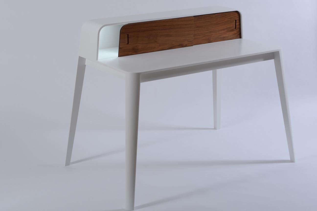 Sekretär-Design von Möbelschreiner Thomas Kurer