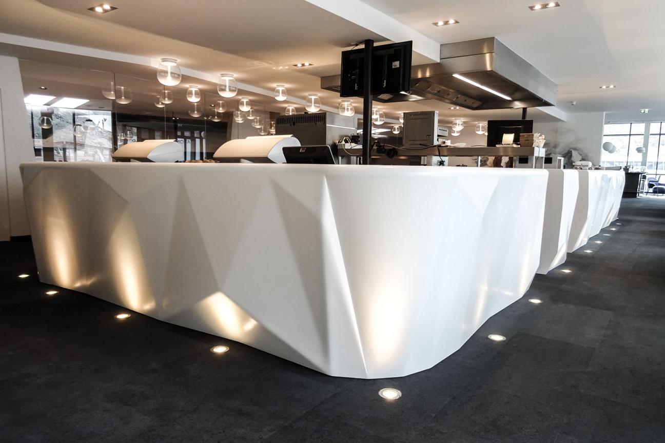 Restaurant Gletschertisch