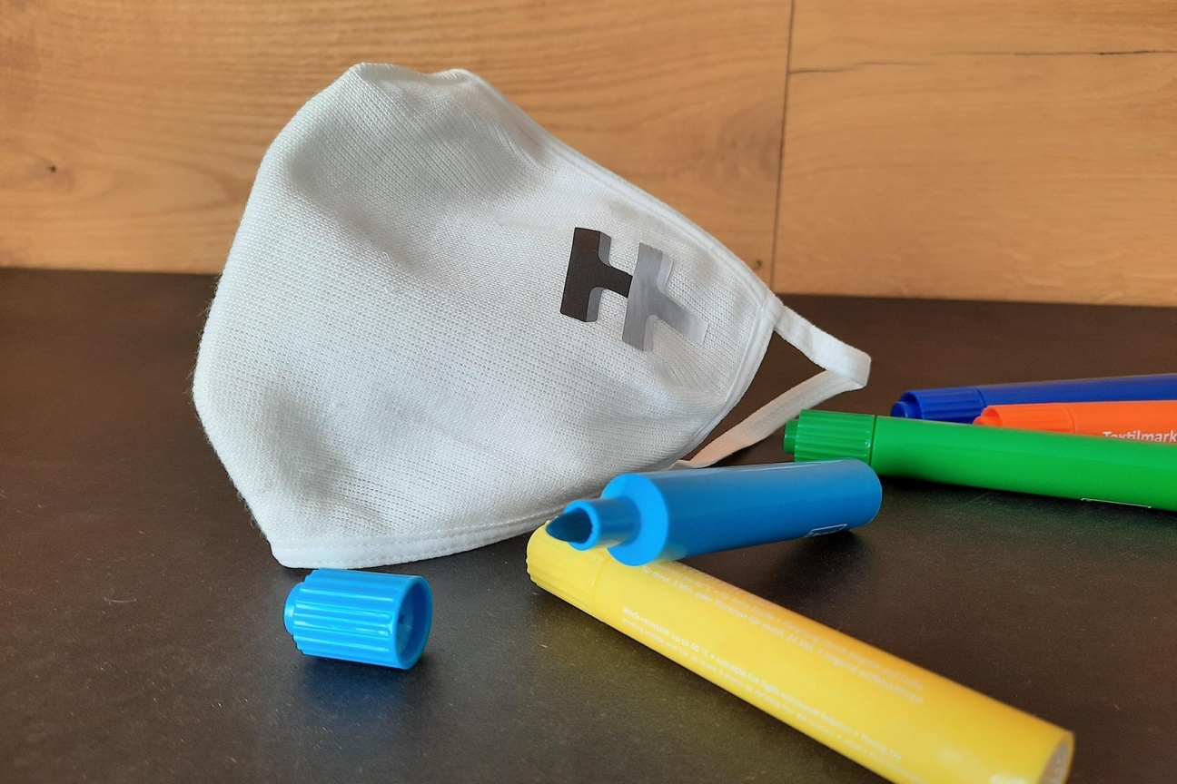 Malwettbewerb-Kinder-Schutzmaske