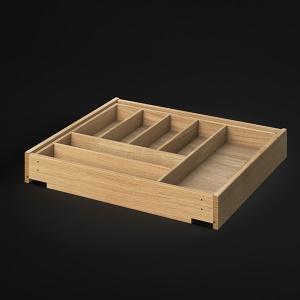 Schublade mit herausnehmbarem Einsatz
