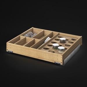 Küchenschublade Kombination
