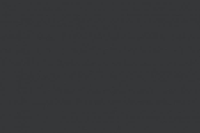 Hi-Macs Farbe Ultra Dark Grey