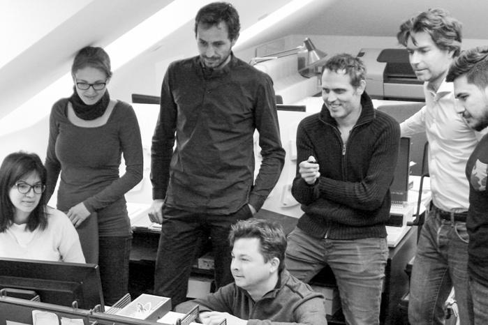 Hasenkopf Partner MOA Architekten