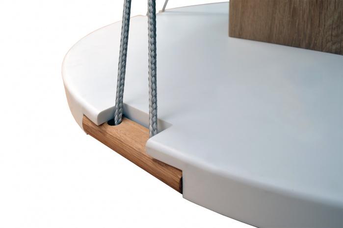 Mulitfunktionaler Corian-Tisch