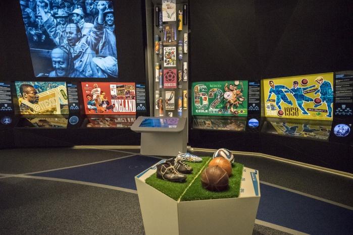 Hi-Macs FIFA-Museum World-Cup-Gallery Barth