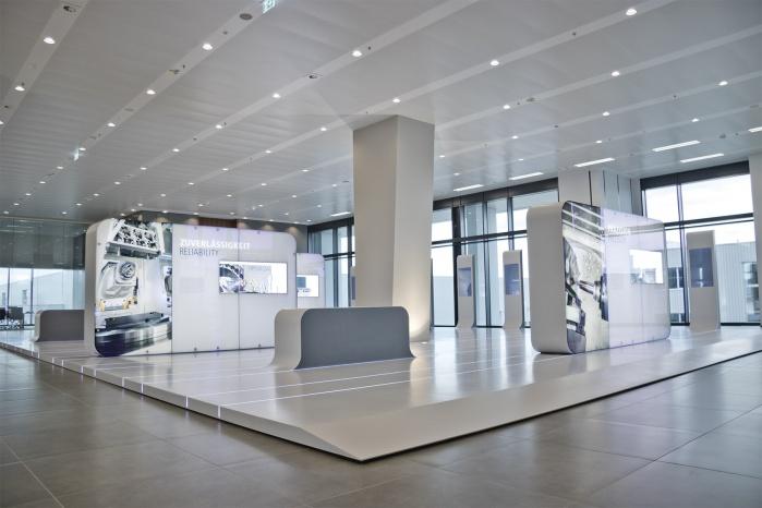 Ausstellung der Grob Gruppe in Mindelheim