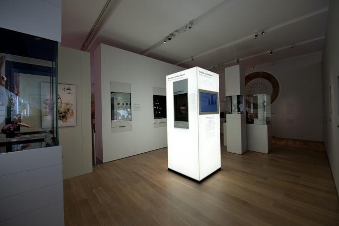 Hasenkopf Projekt Corian-Stelen für Ladesmuseum Württemberg