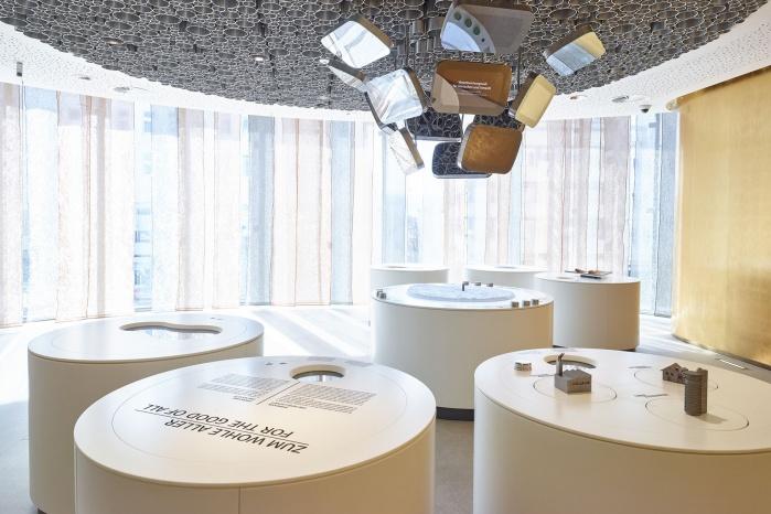 Sparkasse Pforzheim Ausstellung Edelmetalle und Sorten
