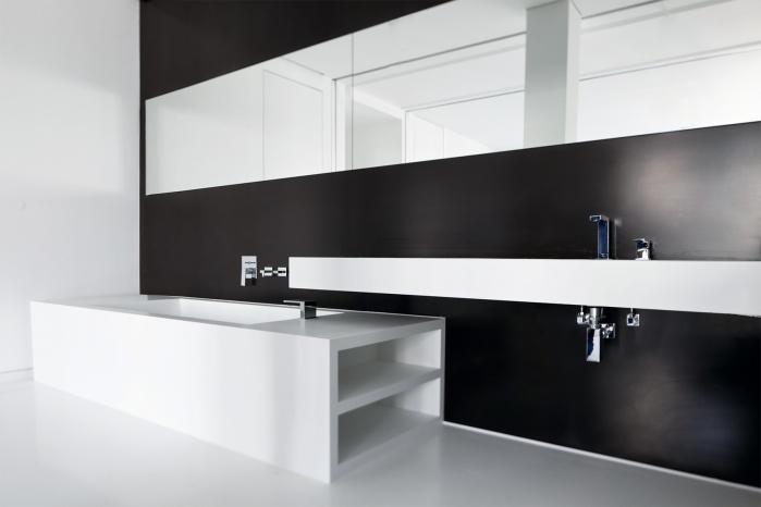 upper eastside mit corian ausstattung hasenkopf. Black Bedroom Furniture Sets. Home Design Ideas