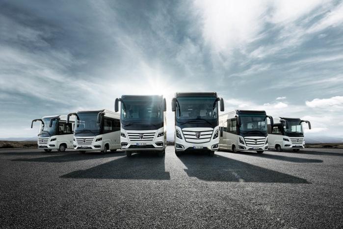 Morelo Reisemobile Flotte