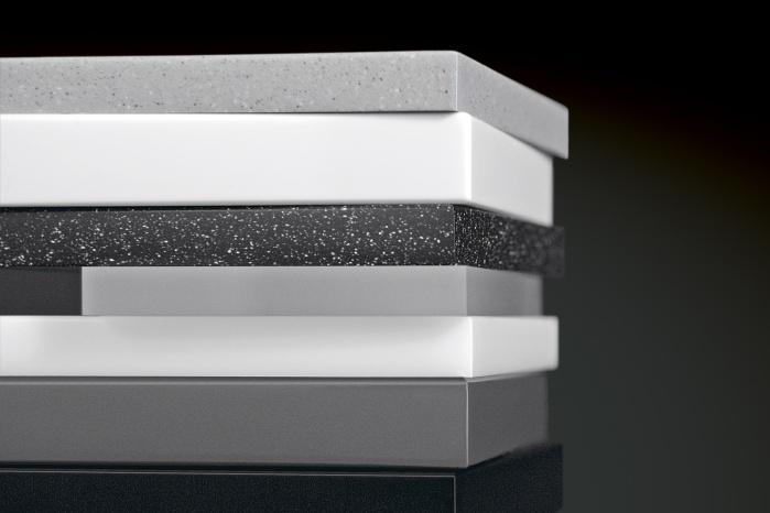 Werkstoff Hi-Macs Farben