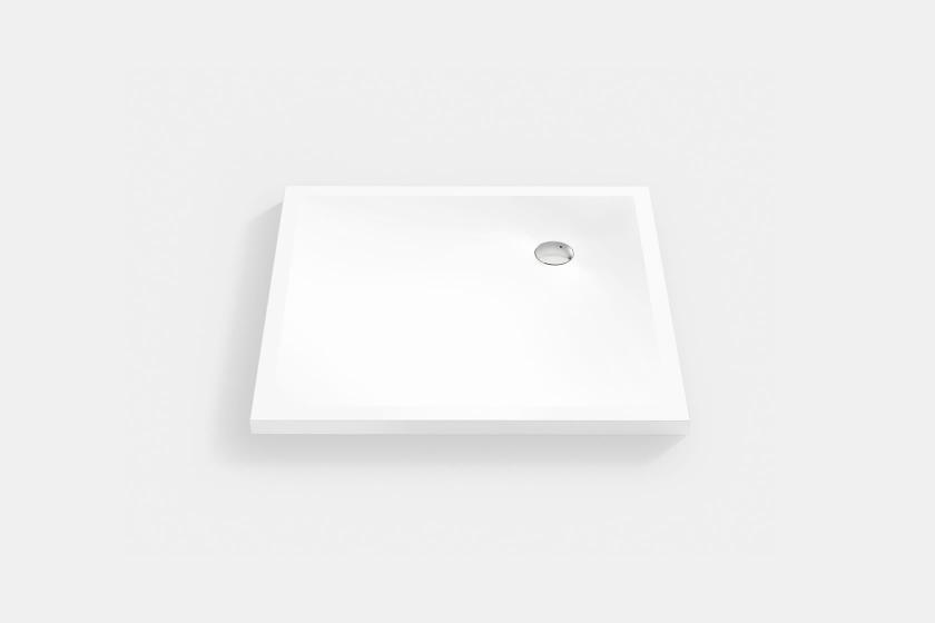 duschwannen aus corian hi macs hasenkopf. Black Bedroom Furniture Sets. Home Design Ideas
