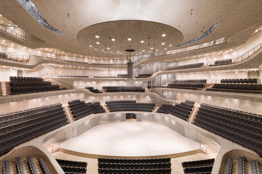 Elbphilharmonie Konzertsaal