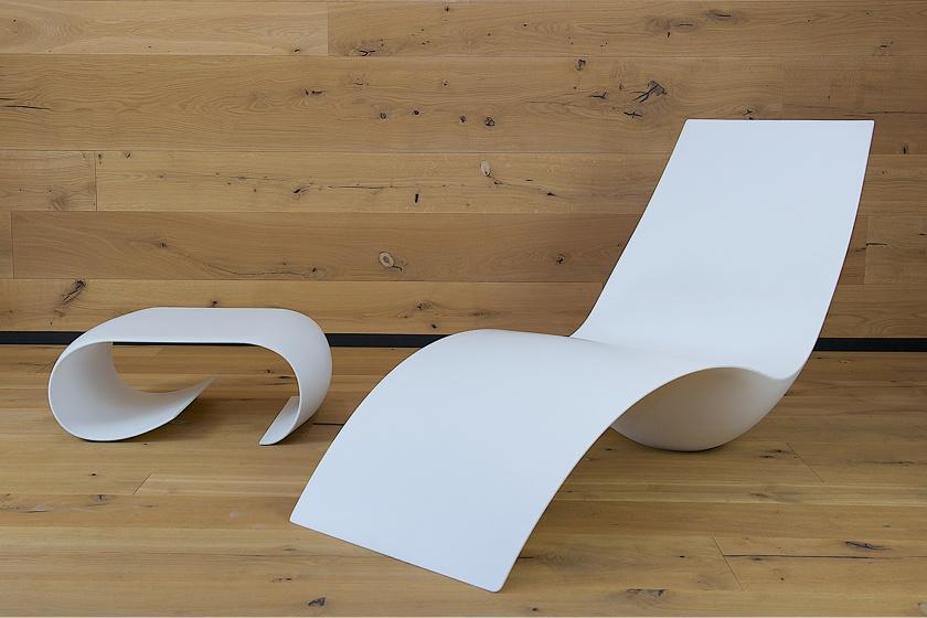 Hasenkopf Projekt Außenmöbel Serie 1
