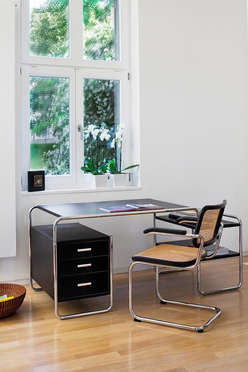Hasenkopf Projekt Schreibtisch-Schubladen für Thonet S 285