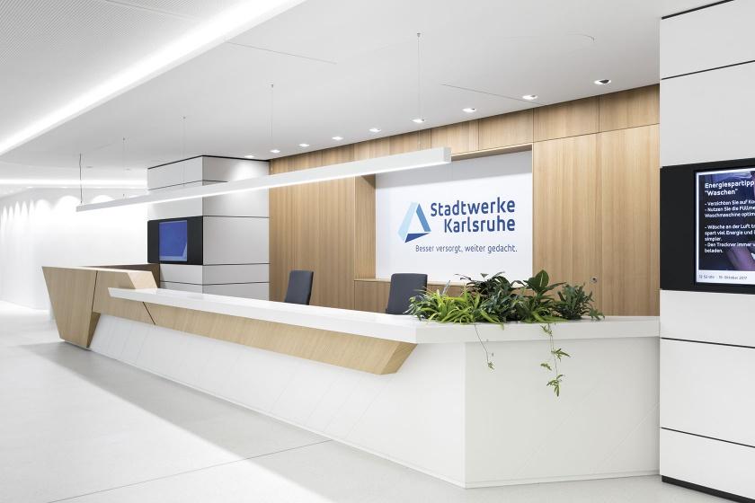 Hasenkopf Projekt Stadtwerke Karlsruhe