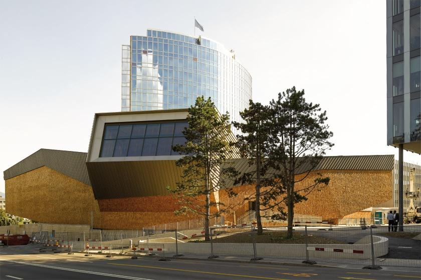 WIPO Konferenzsaal Genf