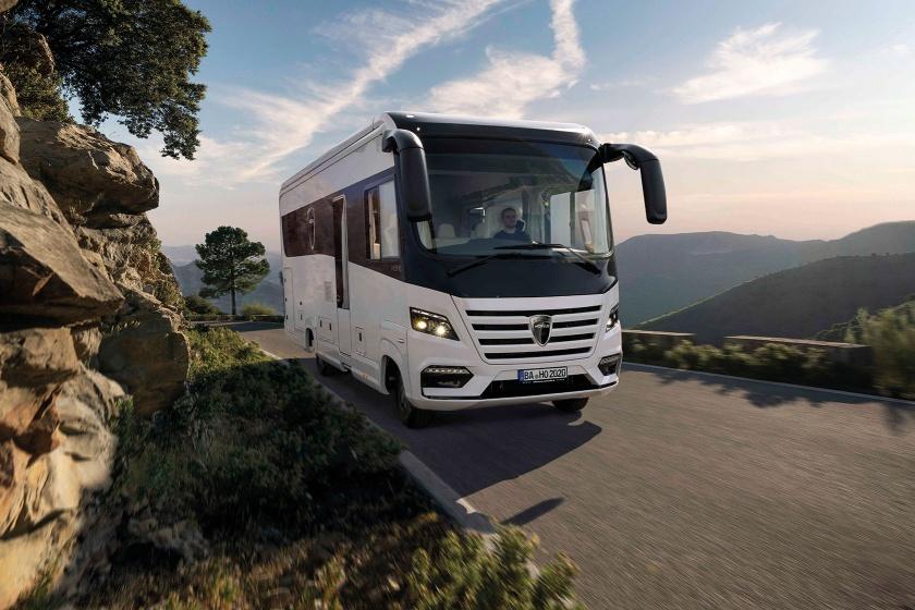 Morelo Reisemobile